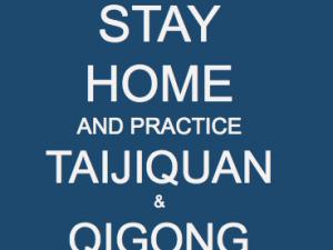 Ostanimo doma in vadimo taijiquan in qigong