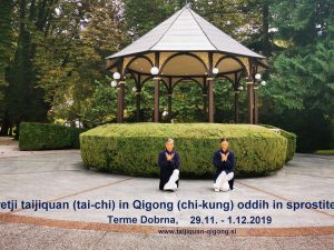 Program: 3. TJQ in QG vikend oddih v Termah Dobrna, 29.11.-1.12.2019